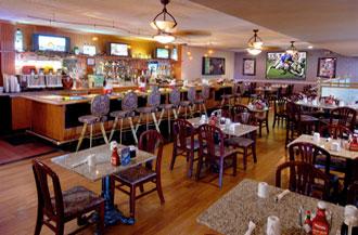 Mardi Gras Amenities - Restaurant