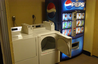 Mardi Gras Amenities - Laundry