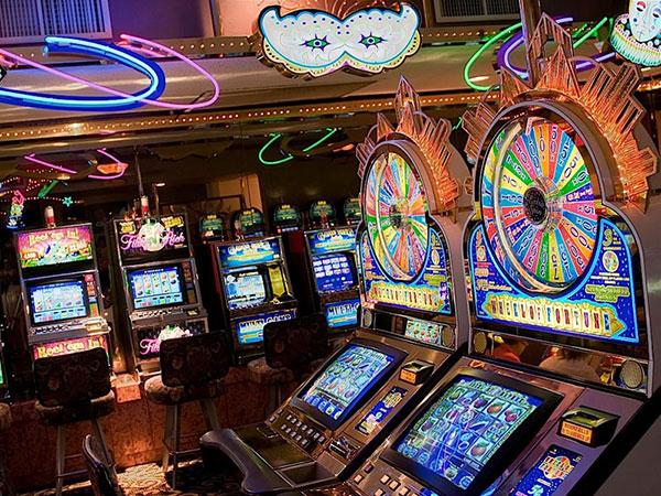 Casino at Mardi Gras Hotel
