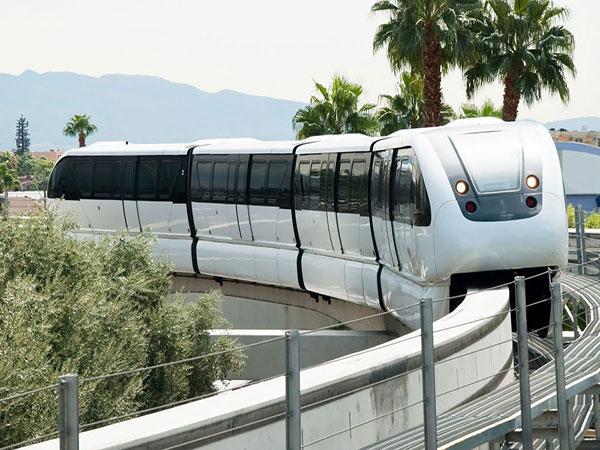 Explore Las Vegas - Monorail
