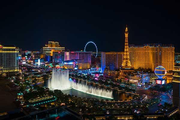 Las Vegas Strip at Night